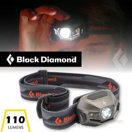 【美國 Black Diamond】ReVolt Headlamp 創新可充電頭燈(110流明.可外接USB充電).登山頭燈.探照燈/附3顆鹼性/充電電池/620600 深鈦灰