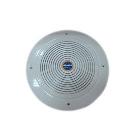 音響器材 中心 508e 吸頂喇叭雙音路 圓型20W 店面住家大樓裝璜廣播音響 吊式喇叭