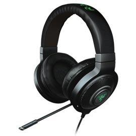 缺^~硬派精璽^~ Razer 北海巨妖 Kraken Chroma 7.1聲道耳罩式US