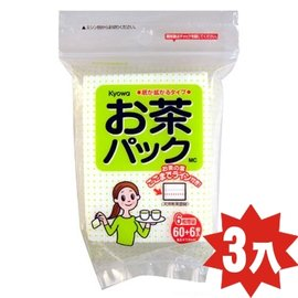 Kyowa~多 濾茶包 濾茶袋^~可當滷味 中藥包^( 組66X3包^)