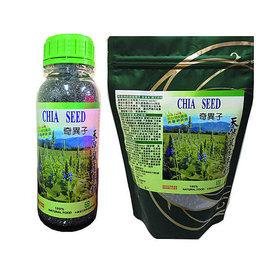 Chia Seeds 500g ^(黑色鼠尾草籽 白奇亞籽^)