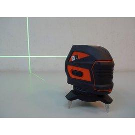 福田 FUKUDA EK118G 綠光雷射水平儀1V1H1D 1垂直1水平高亮度綠光墨線雷