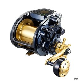 ◎百有釣具◎SHIMANO 電動丸 BEAST  Master 6000 頂級強力電動捲線器~~ 限量送日本原裝YGK 500米PE線