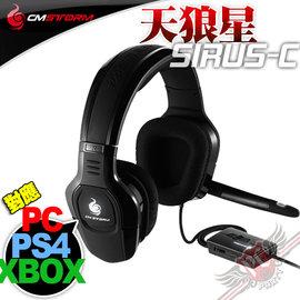 ^~ PC PARTY ^~ 天狼星C CM STORM SIRUS~C 耳機麥克風 支援