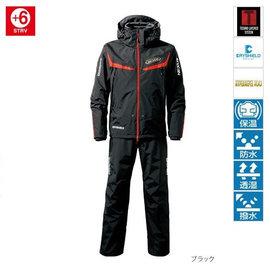◎百有釣具◎SHIMANO  秋磯RT-125M +6 防水透濕 釣魚套裝 透氣雨衣