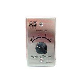 音響 監控 消防 中心 高阻抗 50瓦 100v 廣播喇叭 音量控制器.音量開關 台製