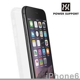 附原廠保護貼 正品日本Power Support iPhone 6 6S 4.7吋 AIR JACKET 超薄保護殼0.7mm