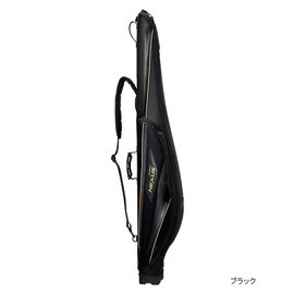 ◎百有釣具◎SHIMANO NEXUS RC-114M 10%輕量 135CM 大肚竿袋 (黑)