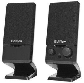 ~ 附發票~Edifier漫步者 二件式多媒體喇叭 ~ 黑色 ^~ USB 供電 ^~ ^