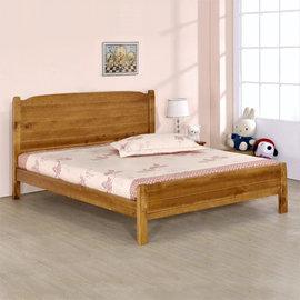 ~Homelike~采風床架組~雙人5尺^(不含床墊^)