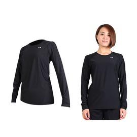 ≡排汗專家≡【03370420】UNDER ARMOUR HG Sonic 女長袖T恤(圓領衫 運動T恤 UA