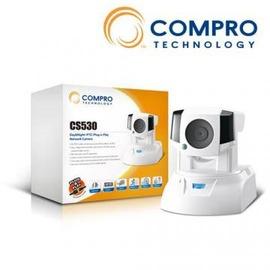 ~上震科技~康博 COMPRO CS530 旋轉式紅外線夜視 攝影機