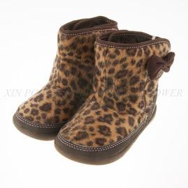 6折出清~IFME 小童 -高筒機能靴-微笑豹紋 (IF22-470431)