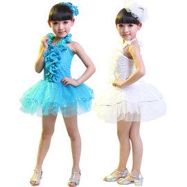 5Cgo~ 七天交貨~25298836809 小孩幼兒園表演服舞台服裝兒童演出服裝 拉丁舞