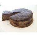 6吋法式起司~高鈣無油無鈉~純重乳酪~可熱食~黑芝麻雙層起士^(Cheese^)重乳酪蛋糕