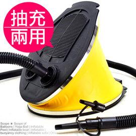 抽充兩用腳踏打氣筒D001-303(腳踩打氣桶.充氣筒充氣桶.充氣磊充氣泵.手動幫浦PUMP.適用游泳池游泳圈充氣船充氣床氣球.推薦哪裡買)