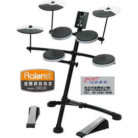 2014  Roland TD~1K 電子鼓! 12期0利率 附耳機 鼓椅 鼓棒 鼓鎖 ~