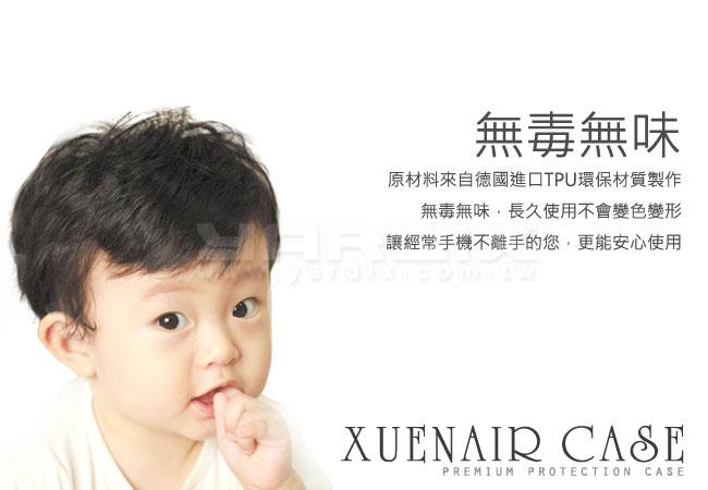 Xuenair Apple iPhone6 4.7吋透明超薄果凍保護套 圖示介紹8