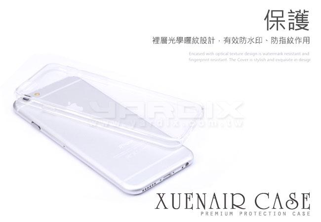 Xuenair Apple iPhone6 4.7吋透明超薄果凍保護套 圖示介紹7