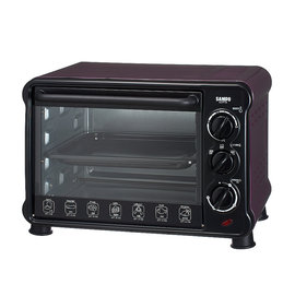 ◤A級福利品‧數量有限◢ SAMPO 聲寶 18L 電烤箱 KZ-PU18