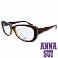 ANNA SUI 安娜蘇 印象圖騰 眼鏡 咖啡 AS635~102
