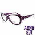 ANNA SUI 安娜蘇 印象圖騰 眼鏡 紫 AS635~760
