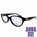 ANNA SUI 安娜蘇 金屬蝴蝶 眼鏡^(黑^)AS634~001