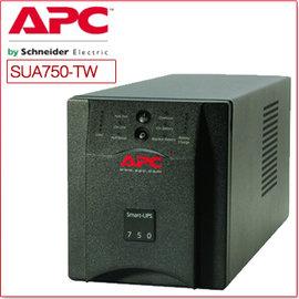 APC 智慧型 750VA在線式等級輸出電源UPS^(SUA750TW^)