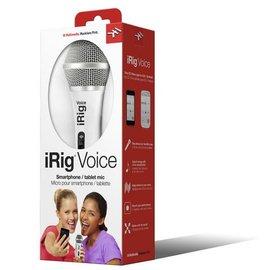 ~舒伯樂 ~ 樂器.錄音.音響 ~IK Multimedia iRig Voice 行動裝