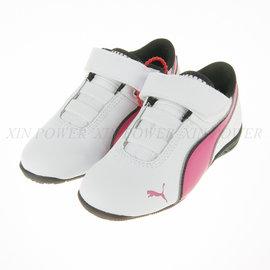 6折出清~PUMA~ 小 中 童 休閒 賽車鞋 黏扣 運動鞋 (305183-02)