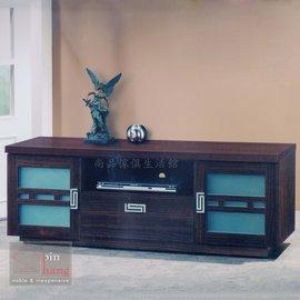 ~尚品傢俱~655~48 卡斯楚 5尺電視櫃^(含玻^)^~ 6尺、7尺電視櫃^~ 展示櫃