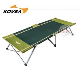 探險家戶外用品㊣KK8CH0201韓國KOVEA SH快速折疊床型-綠 行軍床摺疊床躺椅休閒床露營看護