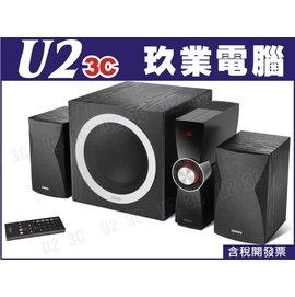 可 ~嘉義U23C 開發票~EDIFIER C3X 2.1聲道多媒體喇叭 USB 記憶卡