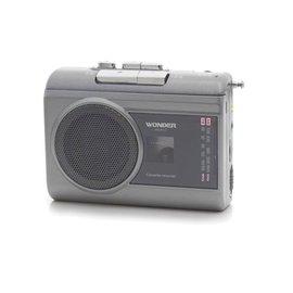 WONDER 旺德 AM/FM 卡式錄音機 WS-R13T