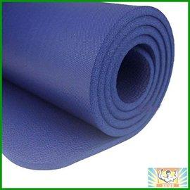 加厚瑜珈墊10mm (深藍)(1公分瑜伽墊/NBR/超厚/台灣製造/止滑/防滑瑜珈墊/運動墊/附背袋)