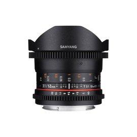 Samyang 鏡頭 :12mm T3.1 VDSLR 全幅魚眼微電影鏡頭 for Pen