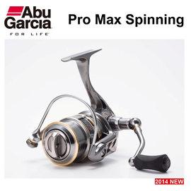 ◎百有釣具◎瑞典ABU 紡車式捲線器Pro Max Spinning 規格:2500H/3000H