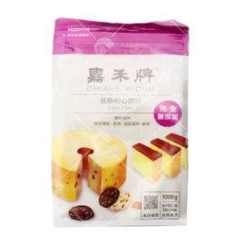 【艾佳】嘉禾牌-白菊花低筋粉心麵粉1kg/包