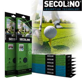 【西班牙 SECOLINO】Golf系列高爾夫鞋墊303.超強制震緩衝鞋墊.吸震抗菌運動鞋墊/高爾夫球專用/運動.登山.健走.跑步.減壓.久站