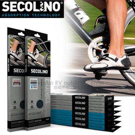 【西班牙 SECOLINO】Bicking系列單車鞋墊305.超強制震緩衝鞋墊.吸震抗菌運動鞋墊/自行車運動專用/登山.健走.跑步.減壓.久站