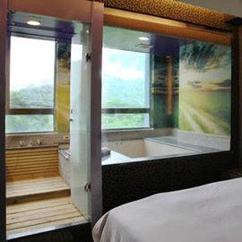 【線上旅展 - 3張組】烏來慈云溫泉 - 溫馨景觀房 - 150分鐘 + 飲料