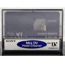 SONY Mini DV Head Cleaner~ Mini DV 磁頭清潔帶