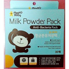 韓國mom's Baby抗菌奶粉儲存袋30入    *正韓商品,裝入與取用口分開!!