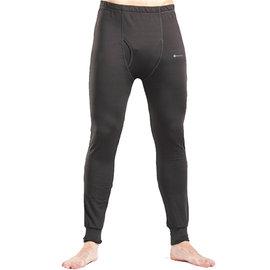 PUSH!機能面料POLARTEC+萊卡完美比例頂級運動保暖內長褲衛生褲單件男款