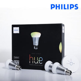 PHILIPS 飛利浦 HUE智慧燈泡-無線遙控 LED 新革命