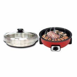 山多力 3.5L 多功能火烤料理鍋 SL-EC3520