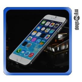 ~DA量販店~APPLE 蘋果 iphone6 4.7吋 弧邊 金屬 邊框 海馬扣 黑色