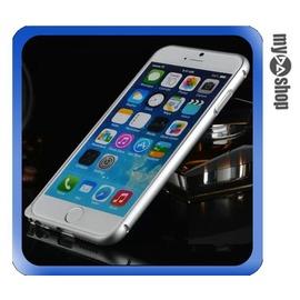 ~DA量販店~APPLE 蘋果 iphone6 4.7吋 弧邊 金屬 邊框 海馬扣 銀色