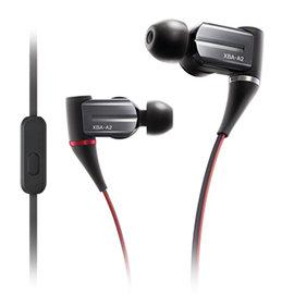 SONY XBA~A2 密閉入耳式耳機 12mm 動態型驅動單體 全音域平衡電樞單體 x1