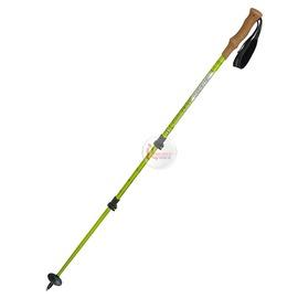 探險家戶外用品㊣174242010 奧地利 KOMPERDELL 男鋁合金登山拐杖快扣登山杖軟木握把登山手杖 (單支販售)